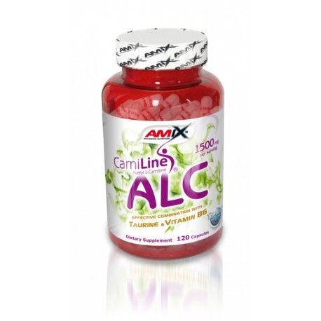 ALC - with Taurin & Vitamine B6 cps.