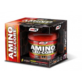 Amino LEU-CORE? 8:1:1 pwd. - 390g - fruit punch BOX