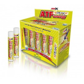 ATP Energy Liquid 10x25ml - lemon