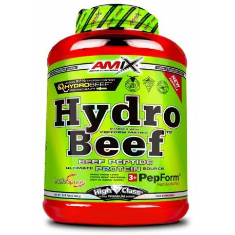 HydroBeef? High Class Proteins - 1000g - Double Chocolate Coconut