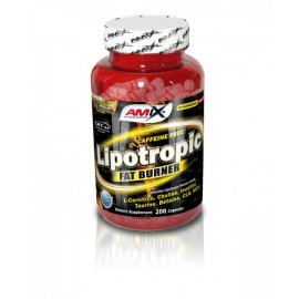 Lipotropic Fat Burner - 200cps