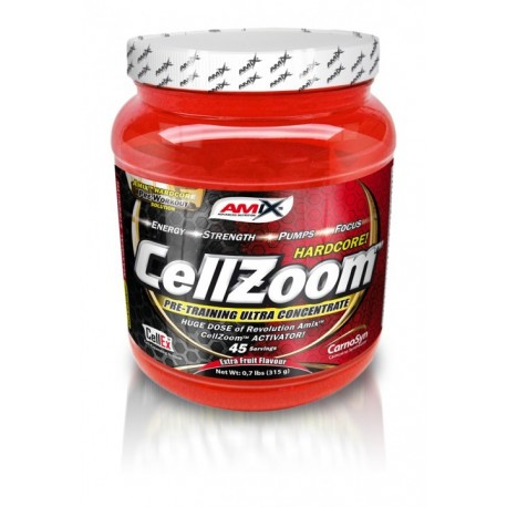CellZoom? Hardcore Activator - blue raspberry