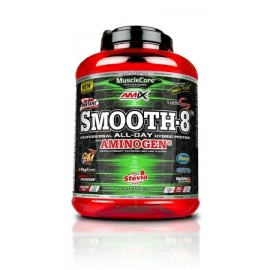 MuscleCore? DW - Smooth - 8 ? Hybrid Protein - 2300g - double chocolate