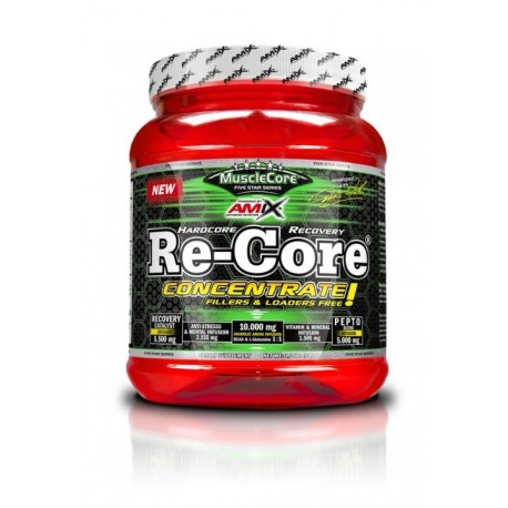 MuscleCore? DW - Re-Core? Concentrate - 540g - fruit punch