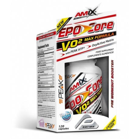 Performance Amix? Epo-Core?VO´2 MAX 120cps BOX