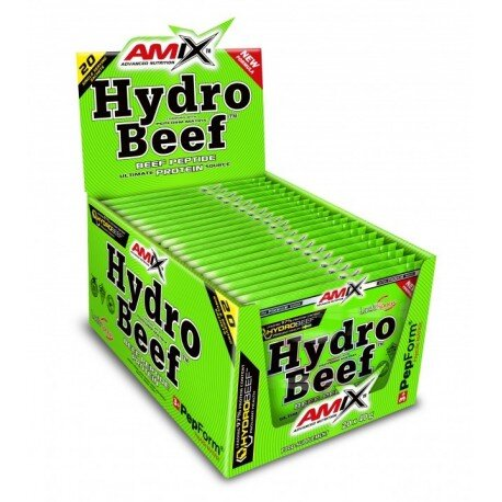 HydroBeef? High Class Proteins - sachets 20x40g - Double Chocolate Coconut