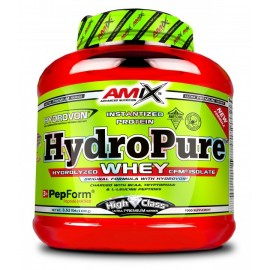 HydroPure? High Class Hydrolyzed Whey CFM? - 1600g - French Strawberry Yogurt