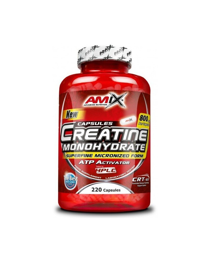 Creatine Monohydrate cps. - 220cps