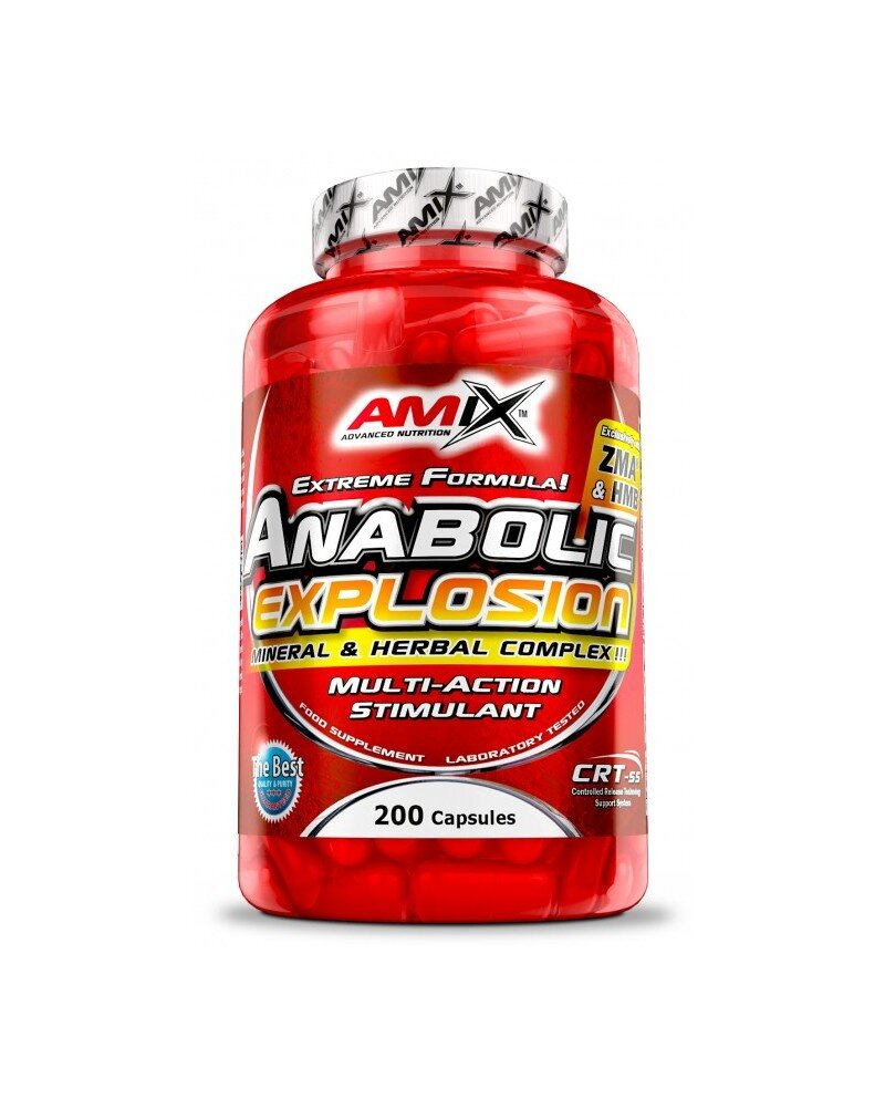 Anabolic Explosion cps. - 200 cps